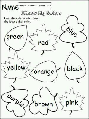 تعليم الالوان والارقام وبعض الجمل لطفللك بالانجليزية ...