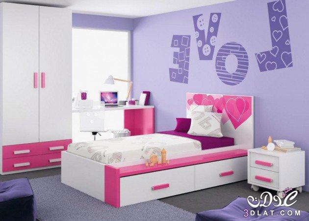 أروع غرف نوم للأطفال ، غرف أطفال ممتعة وشيقة لهم ، غرف نوم جميلة