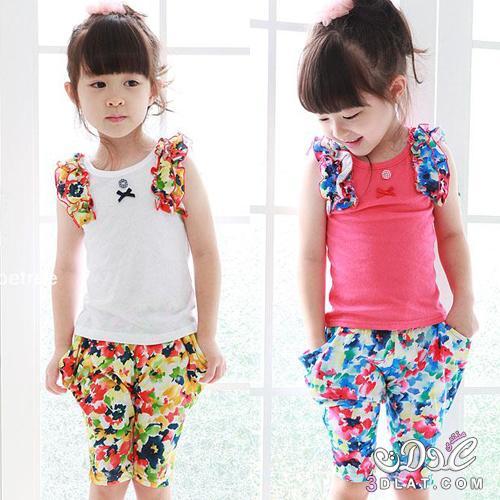 5cbd3404c1711 ملابس اطفال بنات صيفي بيتي 2020 - LOLO LOLY
