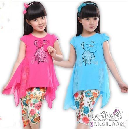 2c4e1e8b8 ملابس اطفال بنات صيفي بيتي 2020 - LOLO_LOLY