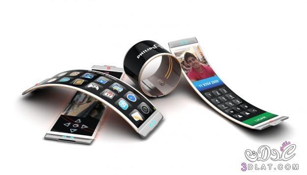 هواتف سامسونج القابلة للطي قادمة في2017 ,هواتف قابله للطي coobra.net