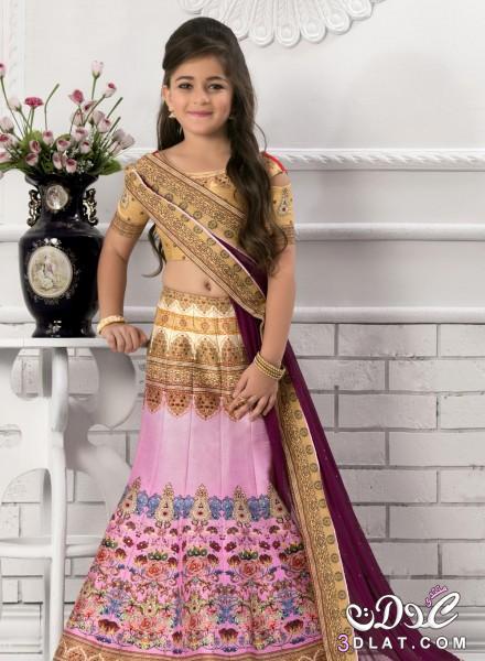 اكبر مجموعة سوارى هندى للاطفال2019 سارى 3dlat.net_19_17_3caa