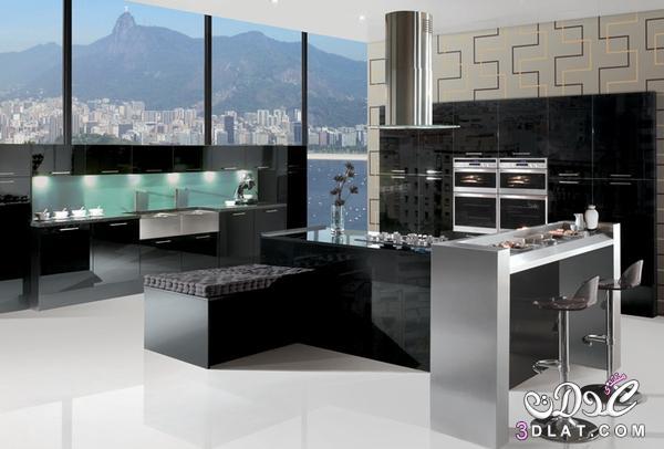 Holiday modern kitchens ديكورات مطابخ حديثة 2017  مطابخ خشبية راقية 2017  افخم