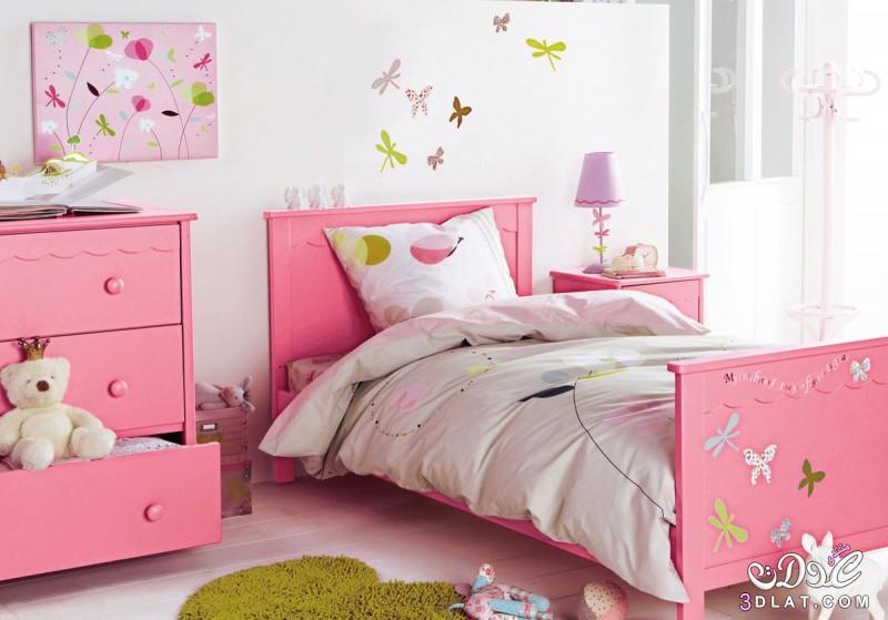 : اجمل واحلى غرف نوم للبنات : غرف