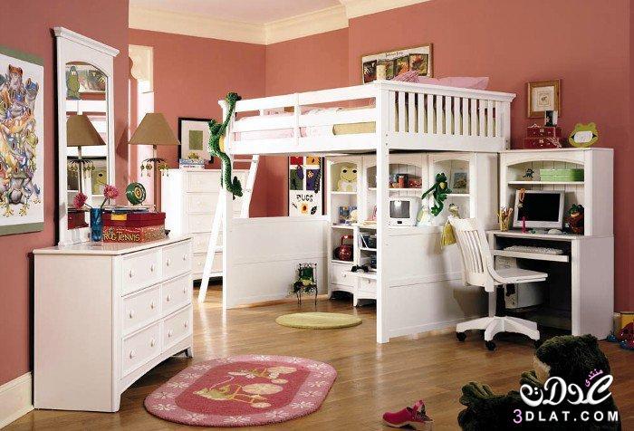 : اجمل ديكور غرف نوم اولاد : ديكور
