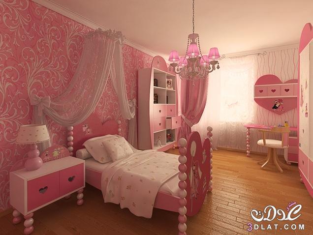 Rooms Girls 2018 , صور اجمل غرف نوم للصبايا , غرف نوم للبنات فخمه