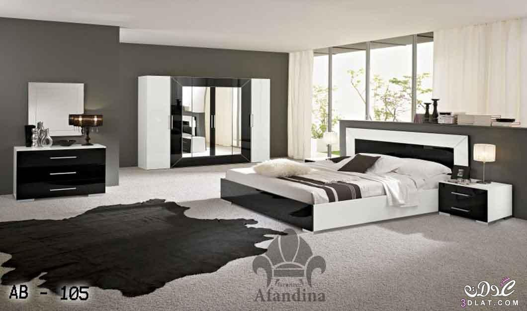 for Chambre adulte design moderne