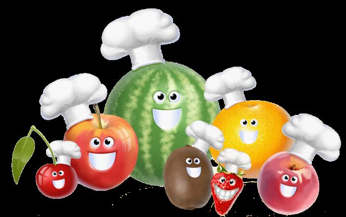 سكرابز فواكه وخضروات