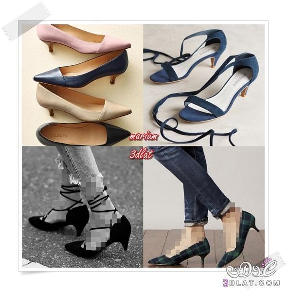 54e14e845 ١٨ نوع من أحذية الكعب العالي على كل امرأة أنيقة معرفتها - مريم ملوكة