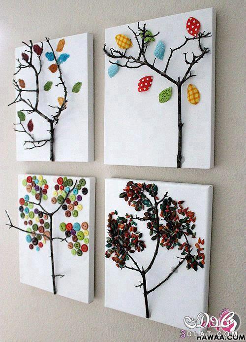 زينى منزلك بنفسك اصنعى بنفسك ديكورات لتزيين منزلك افكار منوعه لتزيين المنزل وبالصور 3dlat.net_21_14_e61b