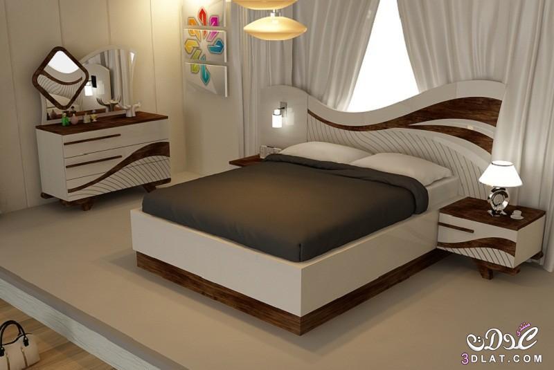 غرف نوم جديدة موضة 2018 أحدث غرف نوم للعروسين تصميمات غرف نوم