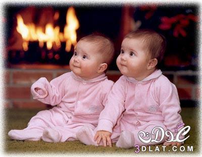 توامان اجمل بنات اولاد توامان 3dlat.net_21_15_d8e0
