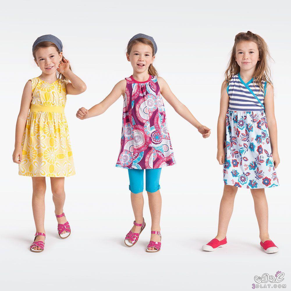 ec26652fa ملابس صيفيه للبنات , ملابس صيف 2020 للاطفال , ملابس روعه للبنات ...