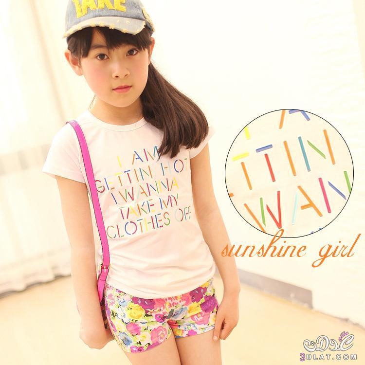 0d77adff6 ملابس صيفيه للبنات , ملابس صيف 2020 للاطفال , ملابس روعه للبنات ...