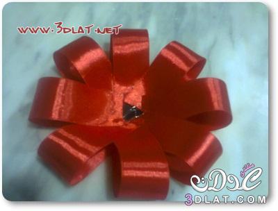 [اعمالي] وردتي الجميلة ، الوردة الحمرا ، عمايل إيـــــديا 2015 3dlat.net_22_15_0f89