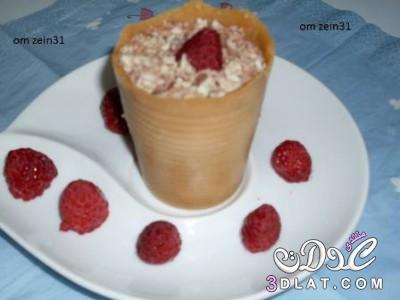 طريقة عمل اتشيز كيك بسيط,تحلية لبعد الفطار فى رمضان,ابسط تشيز كيك 3dlat.net_22_15_6676