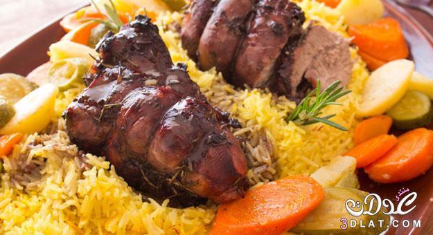 موسوعه الموزة,طريقه الموزة,لحم الموزة بطرق مختلفه,للعيد 3dlat.net_22_15_c189