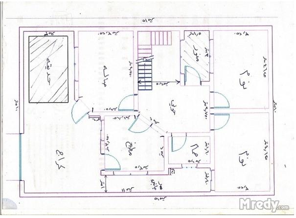 صور خرائط وتصاميم منازل و شقق مساحات صغيرة ومتوسطة تصاميم بيوت صغيرة مخططات منازل اسيرة 67