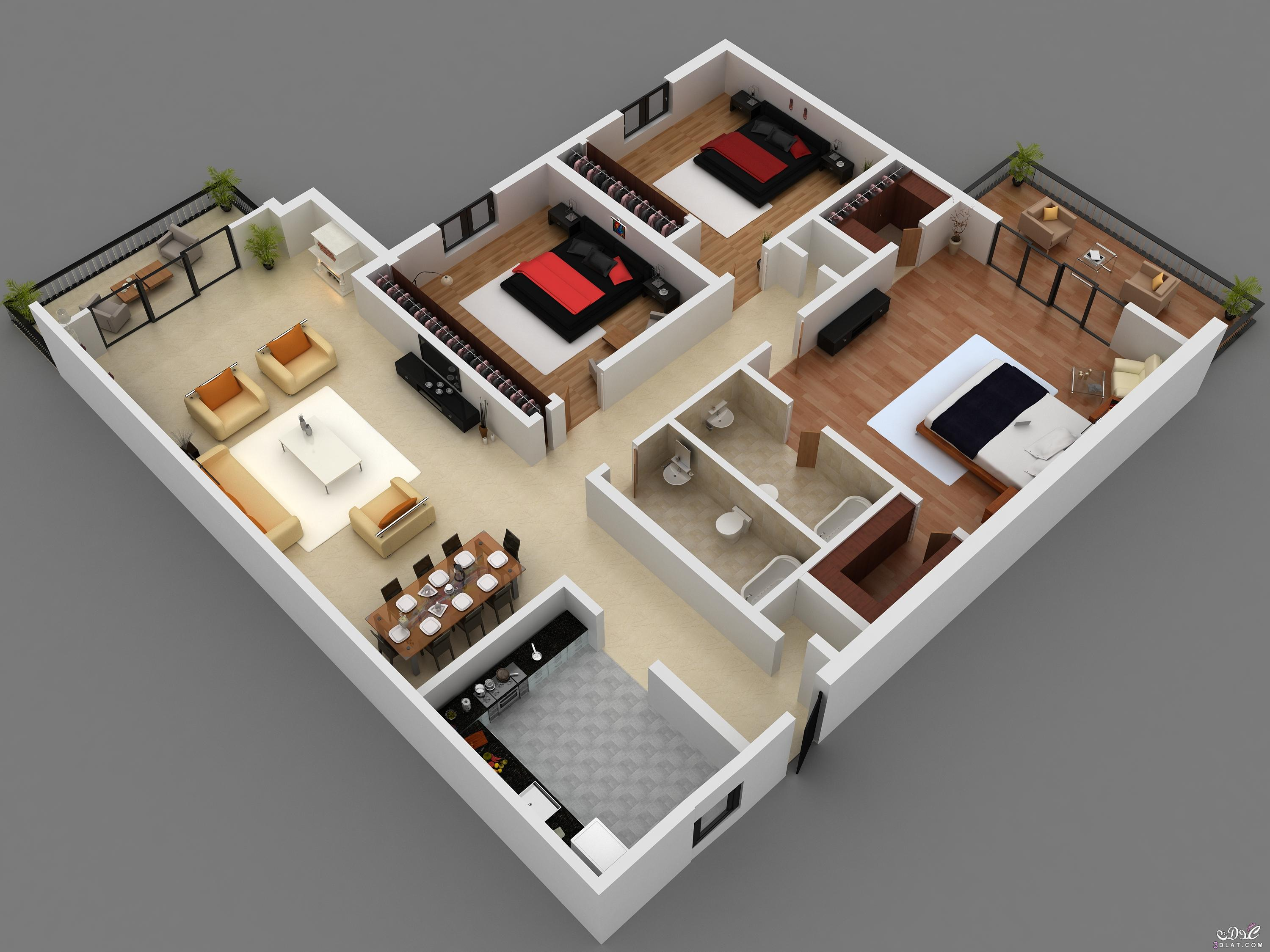 for House plans with media room