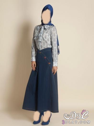 ازياء محجبات 2015 ملابس محجبات مميزة2016 مجموعة ملابس محجبات لصيف2016 3dlat.net_23_15_27d9