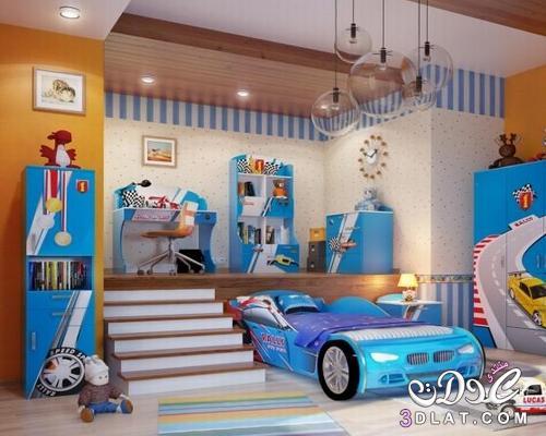 غرف اطفال اولاد بالون الازرق 2018   أنٌثًى ٱسًتُثًنٌٱئيّة