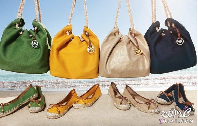 e8db80634 احدث حقائب بناتي لمايكل كورس , صيحات جديدة في عالم الموضة للمصمم ...