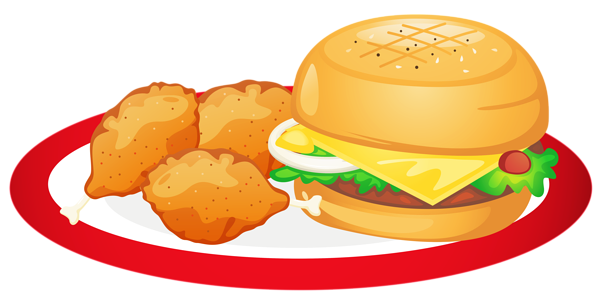 download food clip art free clipart of delicious foods - HD 4000×2009
