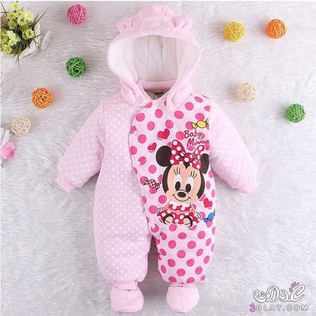 45e61b86cd684 احلي ملابس شتوية للاطفال الرضع - لؤلؤة الحَياة