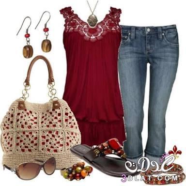 ملابس صيف جديدة