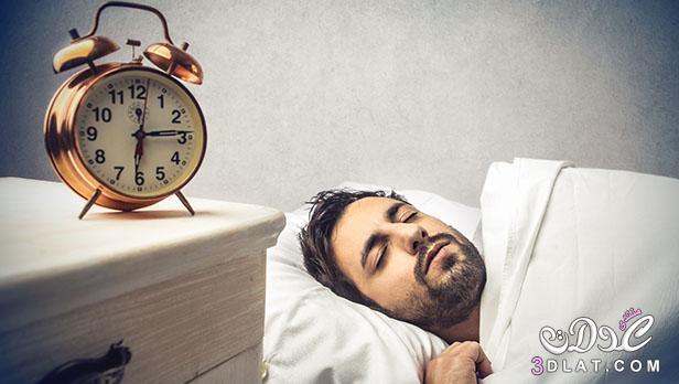 النوم, تنظيم, رمضان, فى, وقت