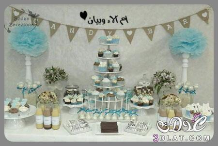 تورتات لحفلات الزفاف bodas barcelona 2019,اجمل 3dlat.net_26_16_d6bc