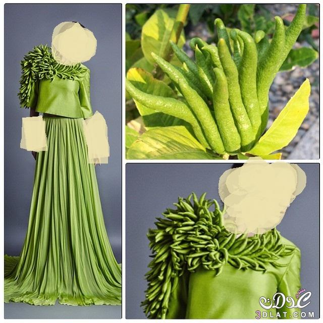 ملابس الطبيعة