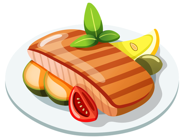 download food clip art free clipart of delicious foods - HD3232×2466