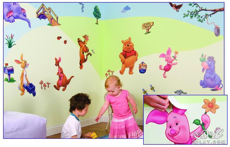 استيكرات حوائط,استيكرات حوائط أطفال   Nada Ndod