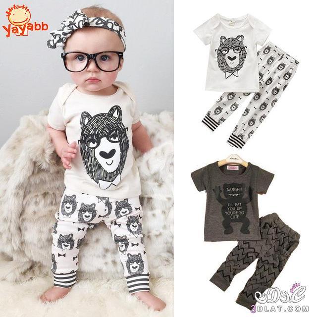 c9c5a74da ملابس اطفال صيفية 2020 , احدث الملابس الصيفية للاطفال جميع الاعمار ...