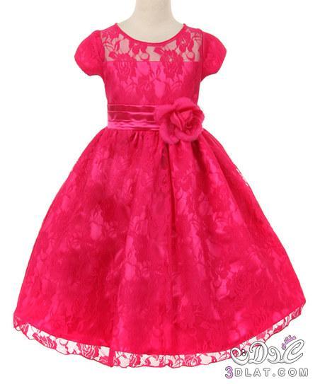 bbf1dacf09a04 صور فساتين للاطفال ، تصاميم رقيقه لفساتين الاطفال البنوتات - حياه ...