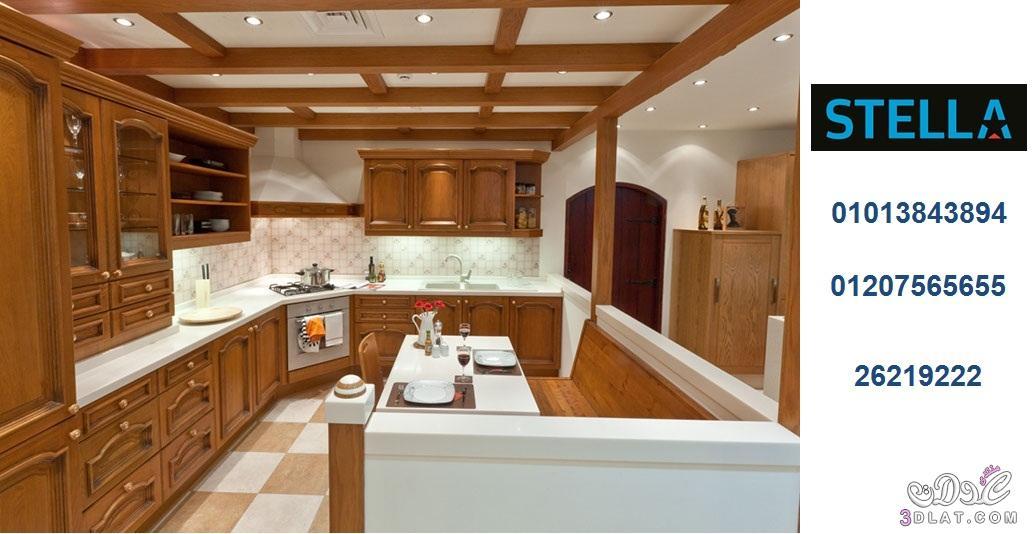 مطبخ اكريليك – شركة مطبخ - مطبخ خشب
