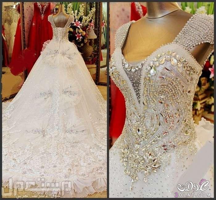 فساتين زفاف تجميعى فاخرة2018 اجمل الفساتين 3dlat.net_28_15_a6c0