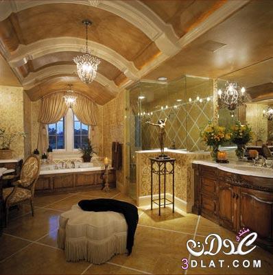 اجمل حمامات  201617 باشكالها الجميله . اروع الحمامات الفخمه لعام 2016 3dlat.net_28_16_159a