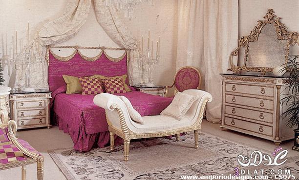 كراسي غرف النوم للعرسان