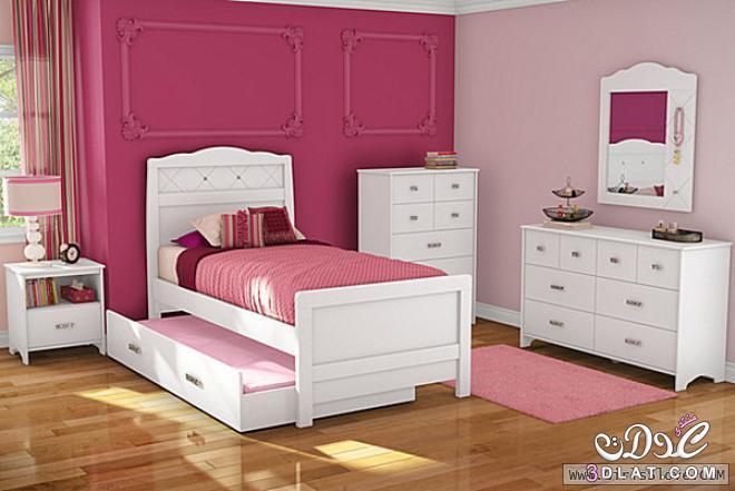 غرف نوم للبنات /غرف نوم للمراهقات/تصاميم غرف نوم للمراهقات