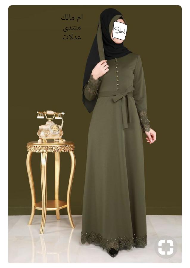 موديلات فساتين حجاب 2019.احدث تصميمات ازياء 3dlat.net_28_17_4052