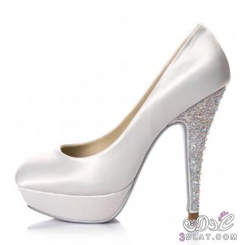 2d7471a05 احذية مميزة للعروس 2020 موضة الكعب العالى لاحذية العروس2020 احذية ...