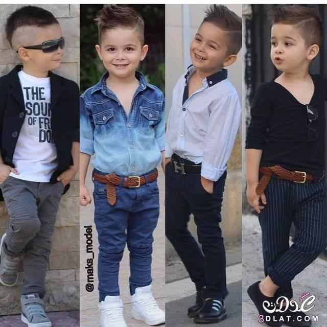 87e5e3c1cc6c2 ملابس اولادى 2020 اجمل ازياء الصبيان 2020 موديلات ملابس ولاد مميزه ...