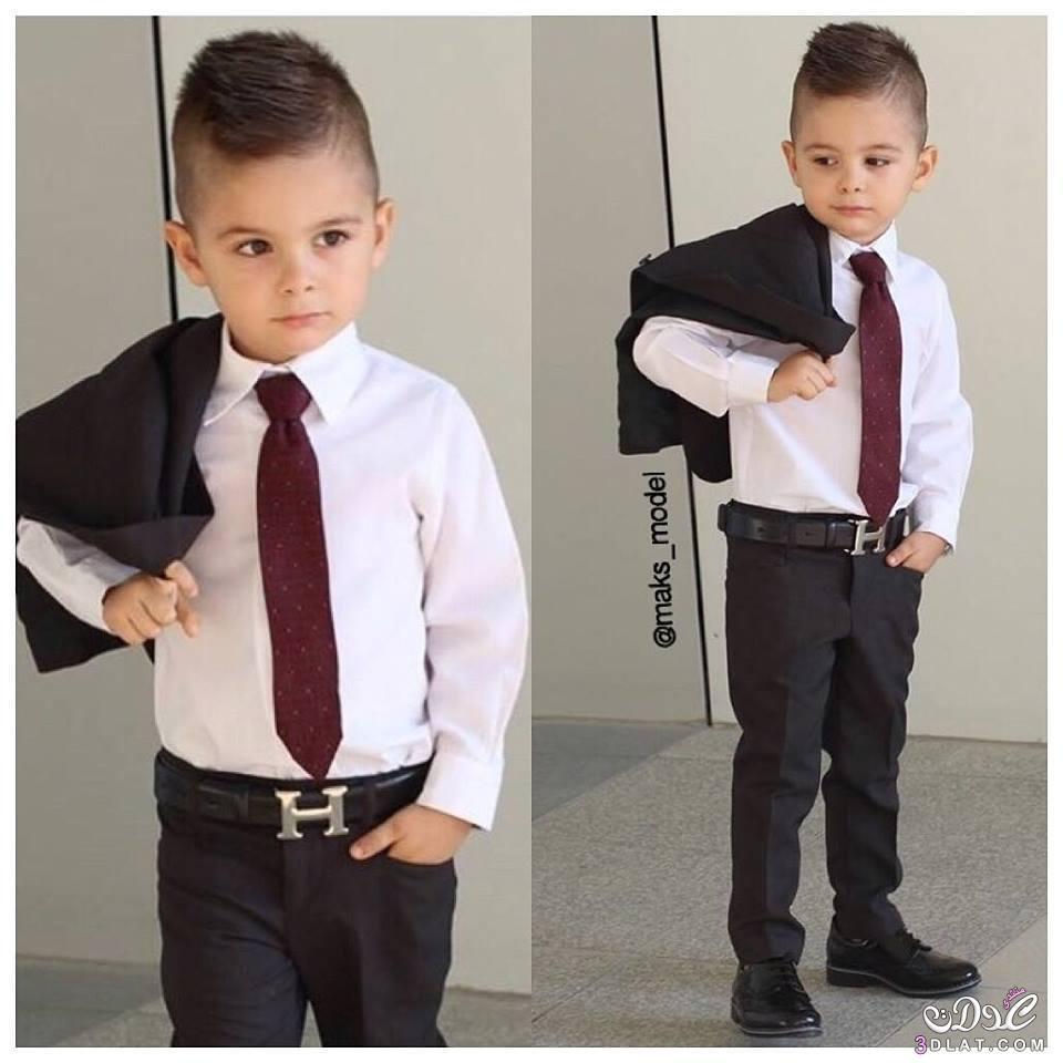 e749ed69a ملابس اولادى 2020 اجمل ازياء الصبيان 2020 موديلات ملابس ولاد مميزه ...