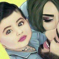 رسالة الي كل أب, واجبات الاب تجاه ابناءه 3dlat.net_30_17_c4ed