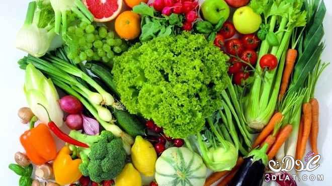 أطعمة تساعد على تخلص الكبد من السموم بفاعلية كبيرة ينصح بها خبراء الصحة 3dlat.net_31_15_09ef