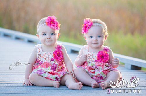 صور أطفال توأم تبارك الخالق2019أجمل صور أطفال توأم2019صور
